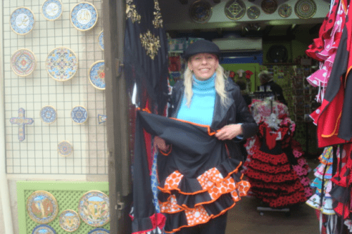 Русский гид в Севилье Марина Храмцова