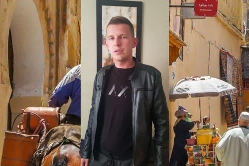 Русский гид в Танжере Вячеслав Храмцов