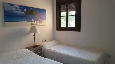 Аренда апартаментов на Коста дель Соль Эстепона Hacienda del Sol