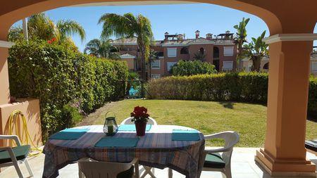 Аренда апартаментов на Коста дель Соль Эстепона urb. Park Beach
