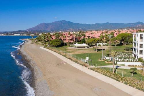 Аренда апартаментов на Коста дель Соль Эстепона Park Beach