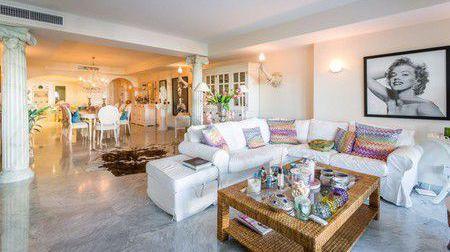 Аренда апартаментов на Коста дель Соль Марбелья Пуэрто Банус Playa del Duque