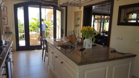 Аренда виллы на Коста дель Соль Benahavis Villa Los Flamingos