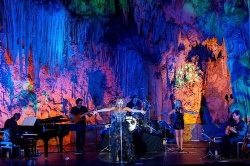 Нерха пещера, международный музыкальный фестиваль
