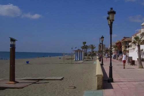 Пляжи Коста дель Соль отдых в Испании на Коста дель Соль Манильва