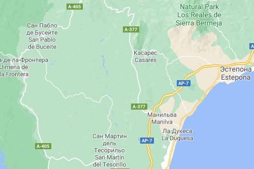Отдых в Испании на Коста дель Соль Касарес