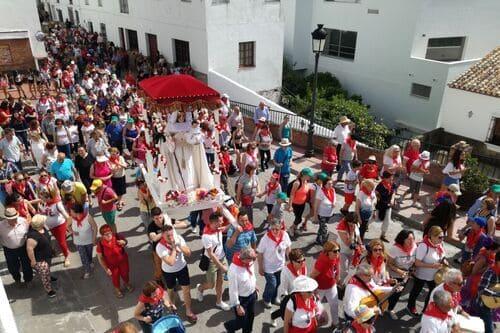 Праздники и гастрономия Касареса