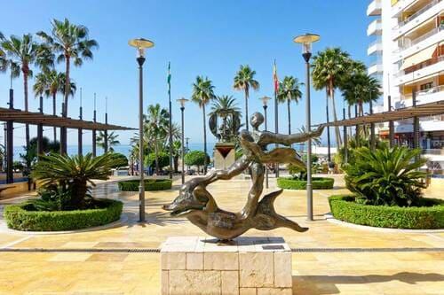 Отдых в Испании на Коста дель Соль Марбелья