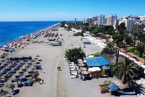 Отдых в Испании на Коста дель Соль Велес-Малага