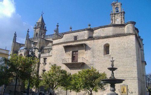 Херес Церковь Сан Лукас