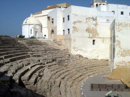 Кадис римский театр