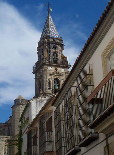 Херес Церковь Сан Мигель