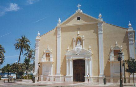 Экскурсия в Сеуту церковь Богоматери