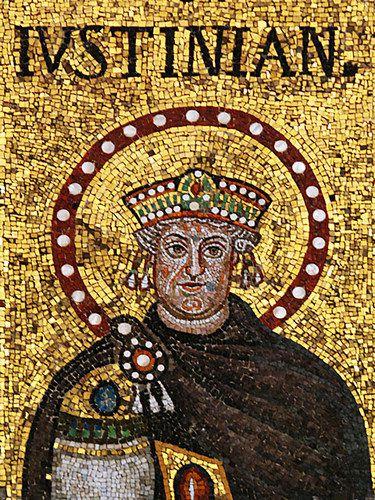 Сеута византийский император Юстилиан