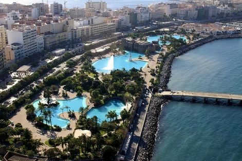 Сеута морской парк Средиземноморье