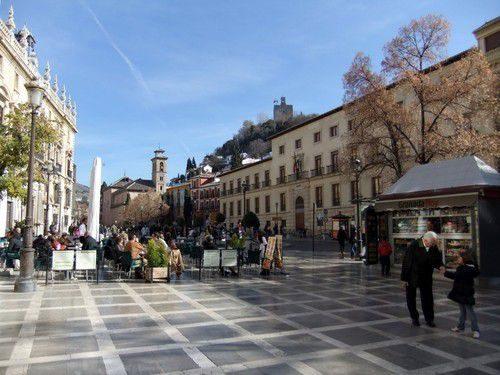 Групповая экскурсия в Гранаду из Бенальмадены