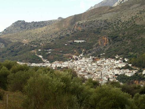 Белые деревни Андалусии Бенаохан