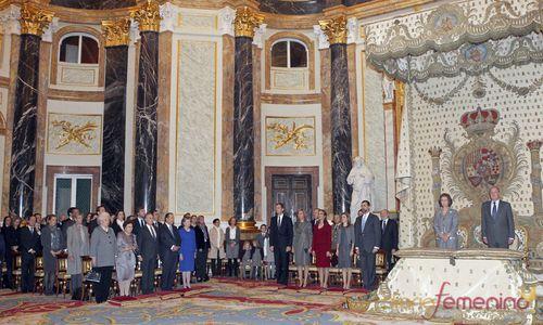 Дворцовая капелла Королевский дворец Мадрида