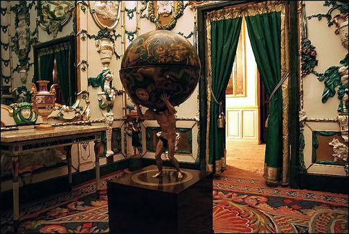 Фарфоровый кабинет Королевского дворца Мадрида