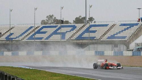 Херес Автодром Формула 1