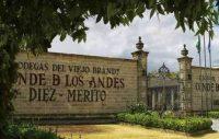 Херес де ла Фронтера бодега Диес Мерито
