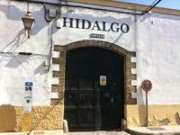 Херес де ла Фронтера бодега Хидалго