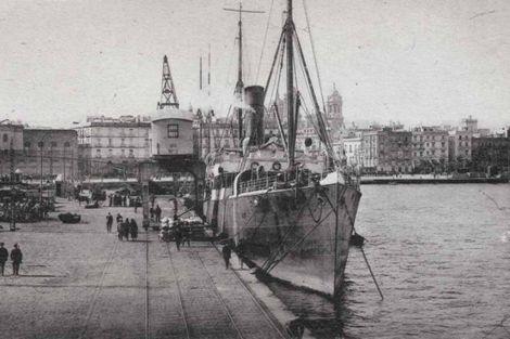 Испания Малага 1937 год