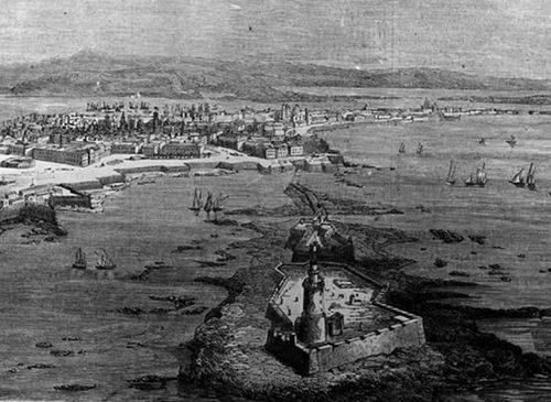 Кадис XIX век