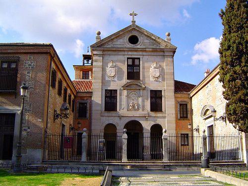 Мадрид монастырь Энкарнасьон
