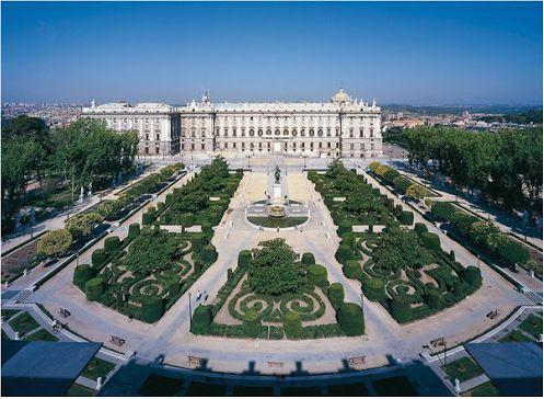 Мадрид Восточная площадь