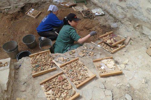 Пещеры Нерхи археологические находки