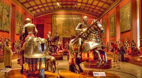 Тронный зал Королевского дворца Мадрида