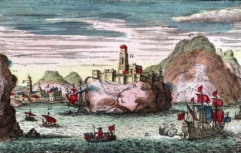 Сеута 15 век история Сеуты