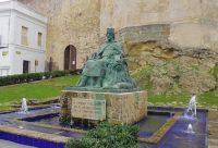Тарифа монумент Санчо IV