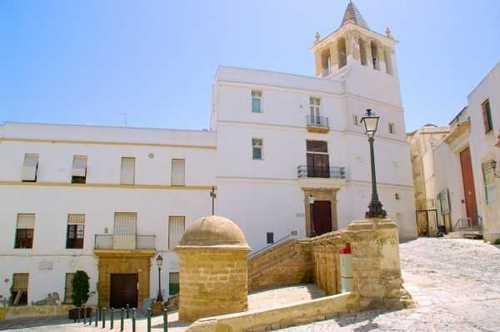 Кадис церковь Санта Крус