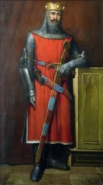 Херес де ла Фронтера Альфонсо IX король Леона