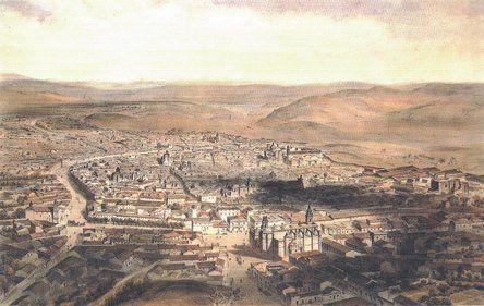 Херес де ла Фронтера XIX век