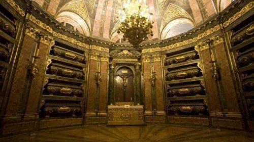Экскурся в Эскориал Пантеон