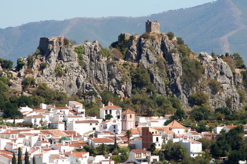 Экскурсия в замки Андалусии Гаусин