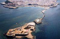 Кадис морской форт Сан Себастьян