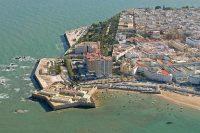 Кадис морской форт Санта Каталина