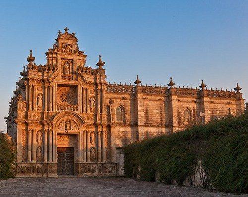 Картезианский монастырь в Херес де ла Фронтера