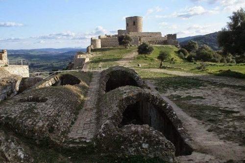 Экскурсия в замок Химена де ла Фронтера