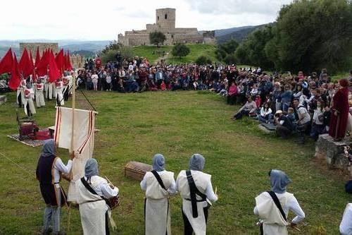 Экскурсия в замки Андалусии Кастельяр и Химена де ла Фронтера