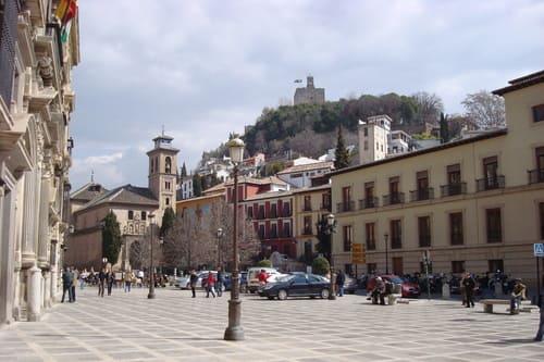 Групповая экскурсия в Гранаду из Малаги