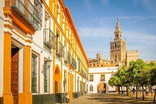 Групповая экскурсия в Севилью из Эстепоны