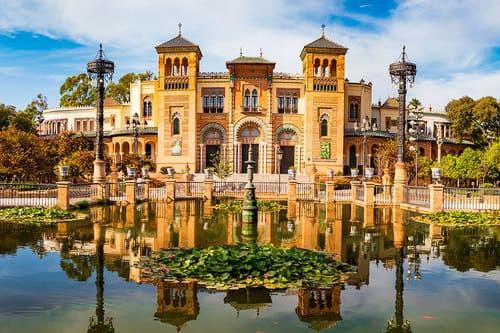 Групповая экскурсия в Севилью из Михаса