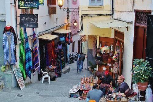 Групповая экскурсия в Танжер Марокко из Фуэнхиролы