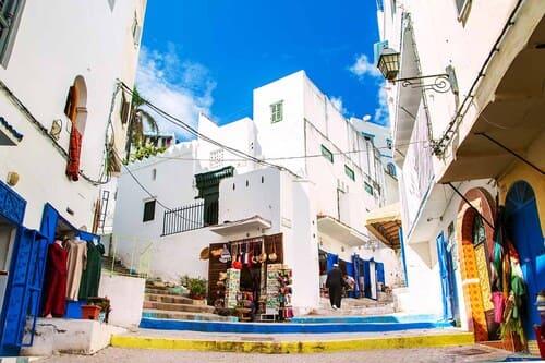 Групповая экскурсия в Танжер Марокко из Эстепоны