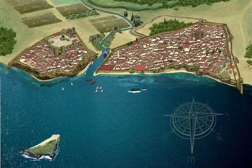 Аль Джазира мавританская история Альхесираса